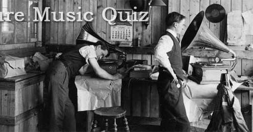 Music History Quiz