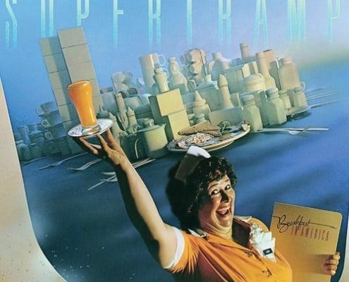 Breakfast In America album cover