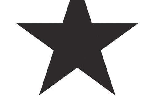 Blackstar Album Cover