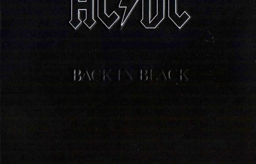 acdc back to black album cover