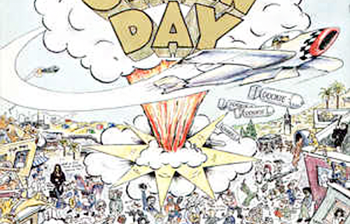 Dookie Album Cover