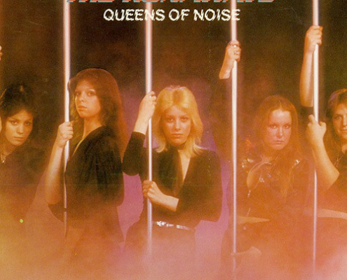 Queens of Noise Album Cover