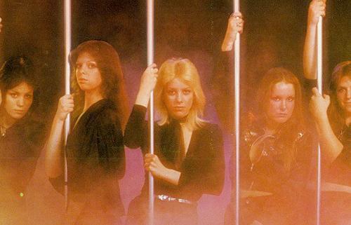 Queens Of Noise Album Cover Pure Music