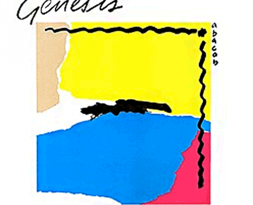 Abacab album cover