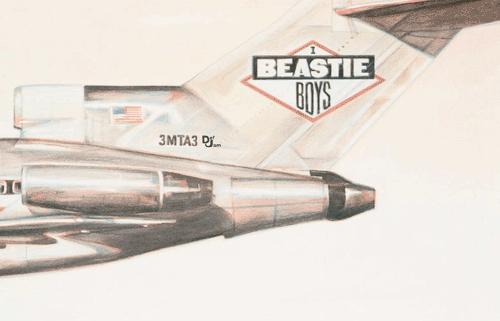 Licensed To Ill album cover