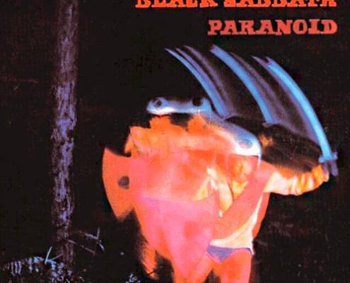 Paranoid album cover