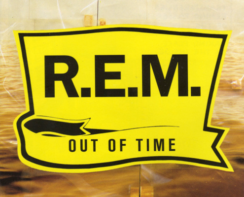 Out Of Time Album Cover