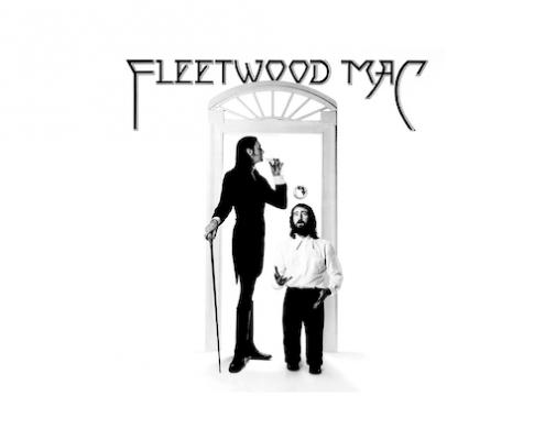1975 Fleetwood Mac Album Cover
