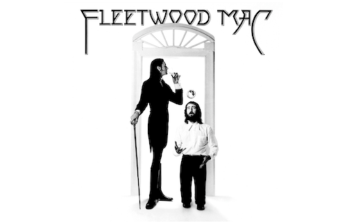 1975 Fleetwood Mac Album Cover